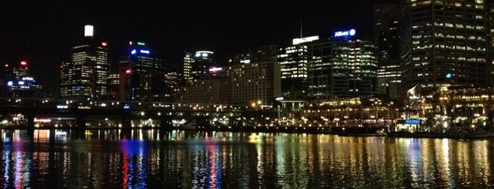 Darling Harbour is one of Essential Sydney.