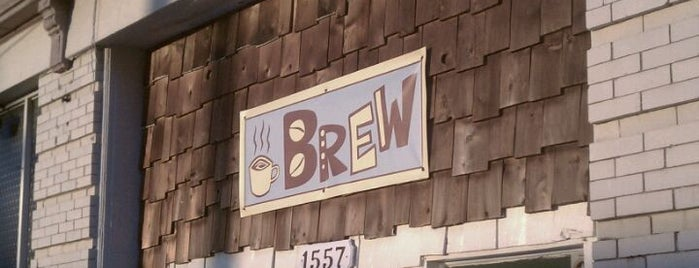 Brew On Broadway is one of Awesome Coffee in Pittsburgh.