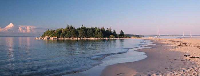 Carter's beach is one of Top 10 Beaches in Nova Scotia.