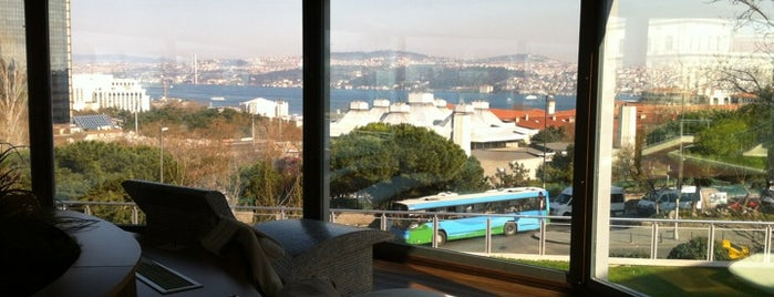 InterContinental Istanbul is one of Favourite Rooftop Bars of the World.