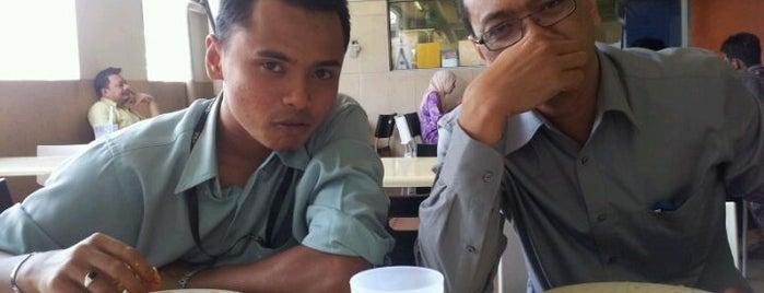 Cafe Latiff @ TM Annexe is one of officr.