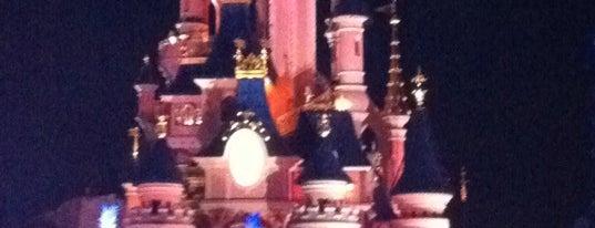 Disneyland® Paris is one of World Sites.