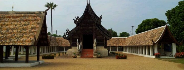 วัดอินทราวาส (ต้นเกว๋น) (Wat Ton Kwen) is one of Guide to the best spots Chiang Mai|เที่ยวเชียงใหม่.
