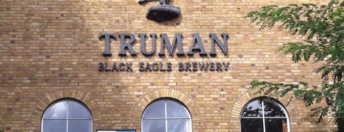 The Old Truman Brewery is one of #LoveE1.
