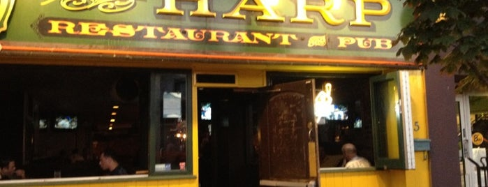 The Harp is one of MLS Pubs in Toronto.