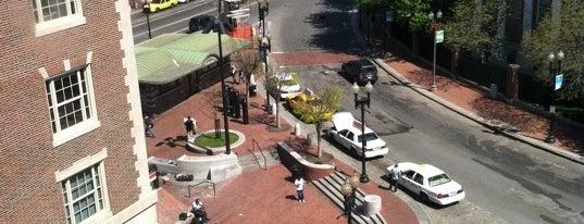 Harvard Square is one of BUcket List.