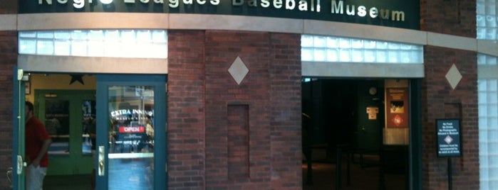 Negro Leagues Baseball Museum is one of A local's guide: 48 hours in Kansas City, MO.