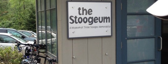Stoogeum is one of Quirky Attractions in Philadelphia.