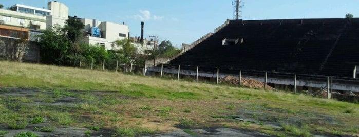 Estádio Eucaliptos is one of Lugares em Porto Alegre/RS.