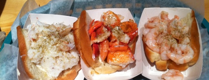 Luke's Lobster is one of 2012 Choice Eats Restaurants.