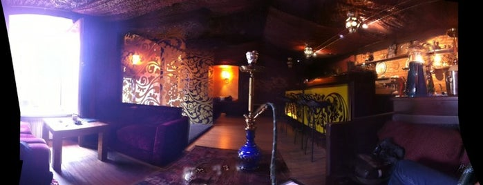 Shisha Bar is one of Барыыы, клубешники.