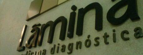 Lâmina Medicina Diagnóstica is one of BarraShopping.