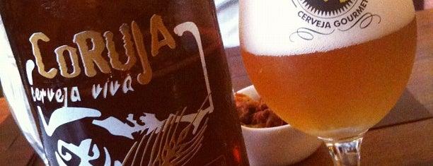 Cerveja Gourmet is one of Henri's TOP Bars!.