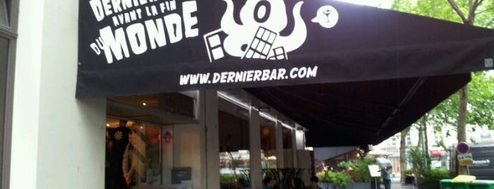 Le Dernier Bar avant la Fin du Monde is one of Bars / Pubs.