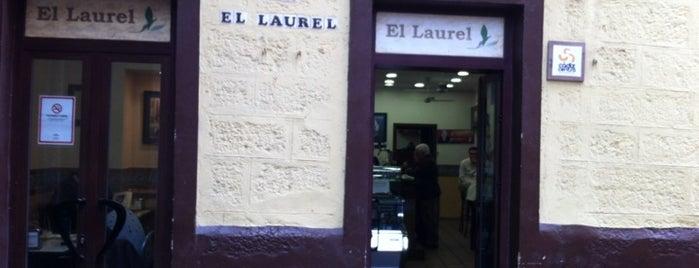 Bar El Laurel is one of De tapas por Cadiz.