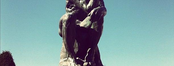 Musée Rodin is one of Paris City Badge - La Ville-Lumière.