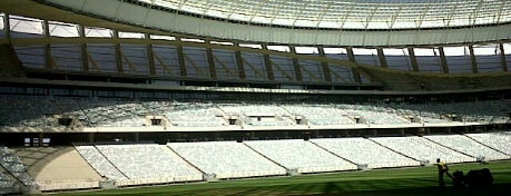 Cape Town Stadium is one of Best Stadiums.