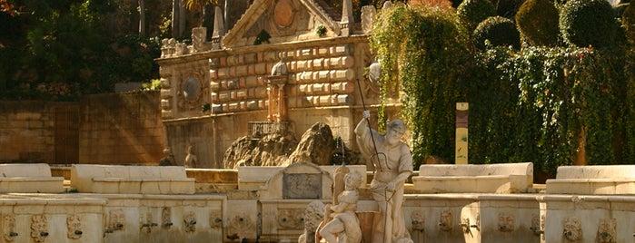 Fuente del Rey is one of 101 cosas que ver en Andalucía antes de morir.