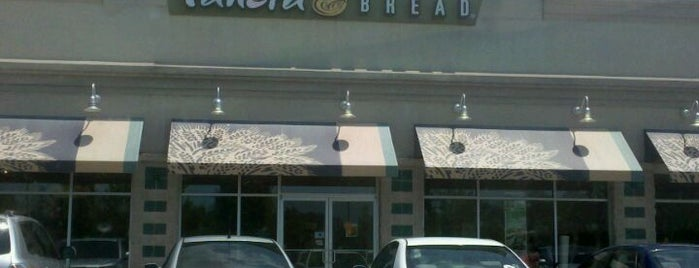 Panera Bread is one of Great coffee spots with WiFi.