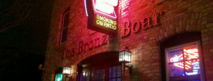 Bronze Boar is one of Places in the mighty #toledo area. #ttown #visitUS.