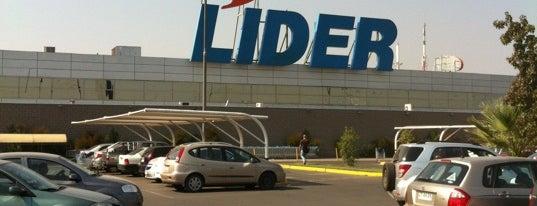 Hiper Líder is one of ♥.