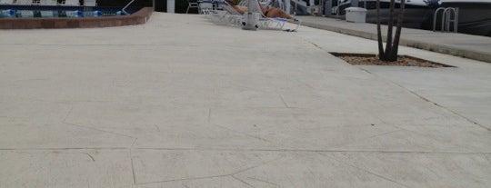Brickell Biscayne Condo Pool is one of Regulars.