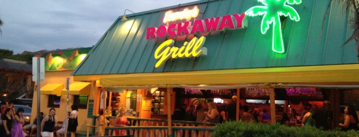 Frenchy's Rockaway Grill is one of 20 favorite restaurants.
