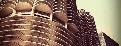 Marina City is one of Chicago.