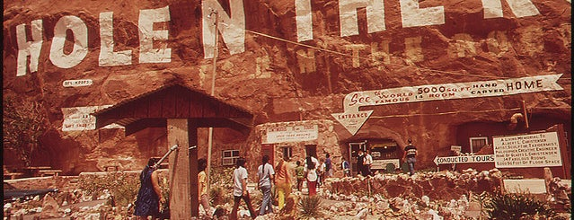 Hole N' The Rock is one of Documerica.