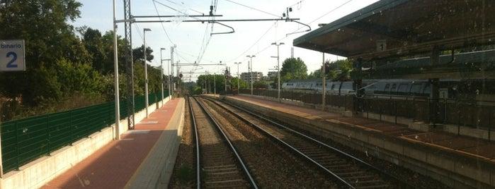 Stazione Mariano Comense is one of Linee S e Passante Ferroviario di Milano.