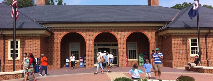 New Kent East Coast Gateway Safety Rest Area and Welcome Center is one of To Fix: Interstate.