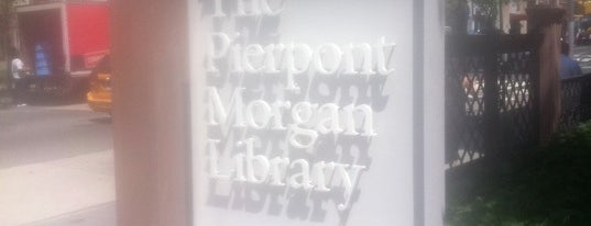 The Morgan Library & Museum is one of OSL Performance Venues.