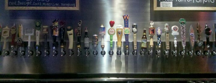 Duckworth's Grill & Taphouse is one of Top 10 Pubs.