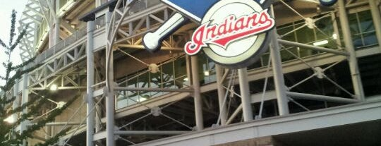 Progressive Field is one of Top Picks for Sports Stadiums/Fields/Arenas.
