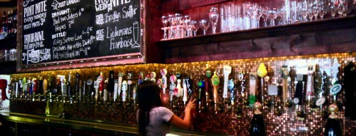 Flying Saucer Draught Emporium is one of Austin's Best Beer - 2012.
