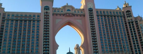 Atlantis The Palm أتلانتس النخلة is one of Explore Dubai.
