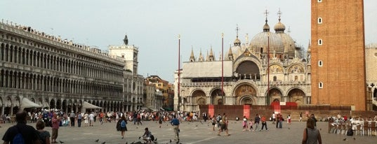 Piazza San Marco is one of Italis.