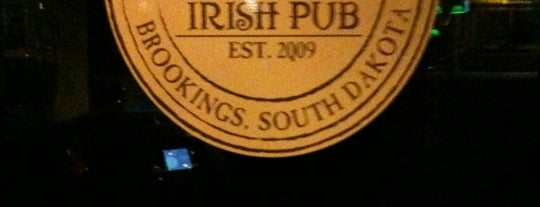 Sully's Irish Pub is one of The best after-work drink spots in Brookings, SD.