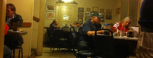 Doug's Place is one of Dan's Favorite Diners, Dives, and Drive-ins.