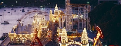 Luna Park is one of Top free things to do in Sydney.