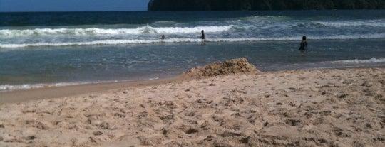 Maracas Beach is one of Tobago.