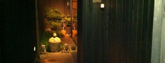 Kagurazaka Ishikawa is one of Michelin Guide Tokyo (ミシュラン東京) 2012 [***&**].