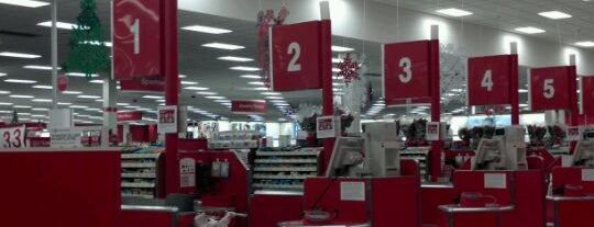 Target is one of Work.