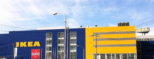 IKEA 船橋 is one of VENUES of the FIRST store.