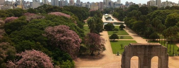 Parque Farroupilha (Redenção) is one of Lugares para ir em poa.