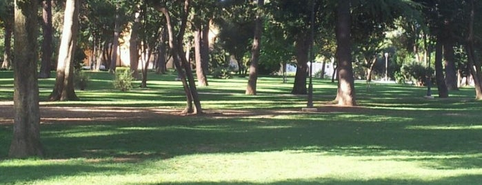 Villa Lazzaroni is one of Mayorship.