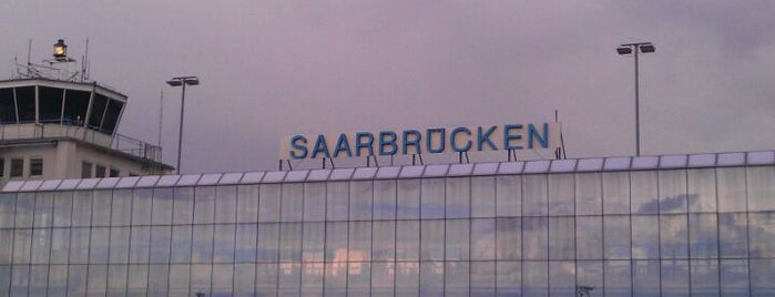 Saarbrücken Airport (SCN) is one of Airports visited.