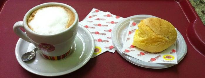 São Paulo Cafeteria is one of wi fi gratis.