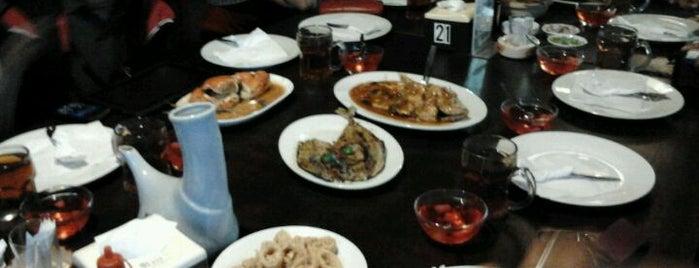 Telaga Seafood Restaurant is one of Food Channel - BSD City.