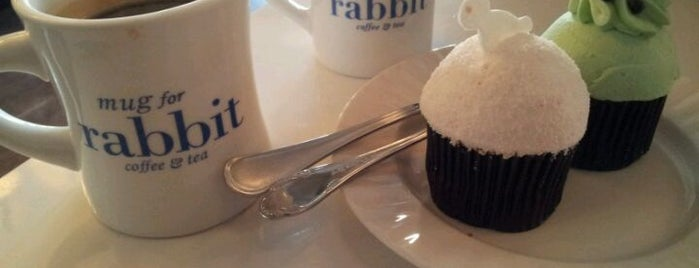 Mug For Rabbit is one of Coffee&desserts.